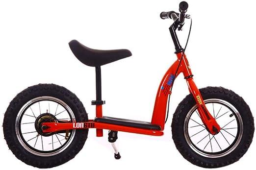 Balance Bicicleta De Equilibrio Sin Pedal con Freno, Seguro Y ...
