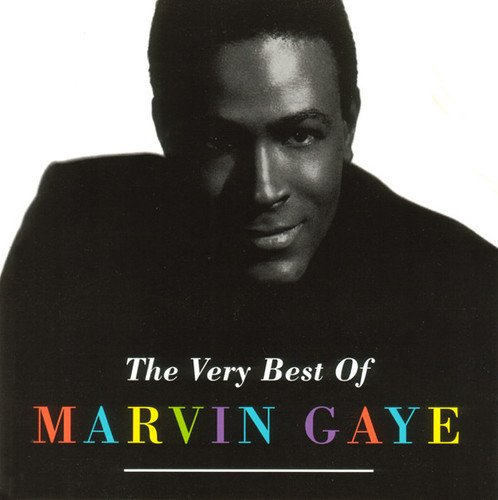 SACD : Marvin Gaye - Very Best Of Marvin Gaye (Hybrid SACD, Hong Kong - Import)