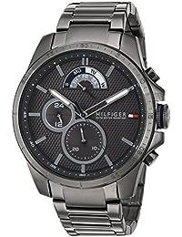 Men's 'Cool Sport' Quartz Resin Casual Watch, Color:Grey...