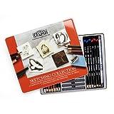 Bulk Buy: Darice DIY Crafts Derwent Sketching Tin Set 24 pieces (3-Pack WIN34306