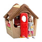 Simplay3 Garden View Cottage, Kids Indoor Outdoor Playhouse for 4 or More Children 18 Months and up (52' H x 40' L x 48' W)