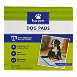 Top Paw Dog Pads   New & Improved! 2X More Absorbent (50 Count)