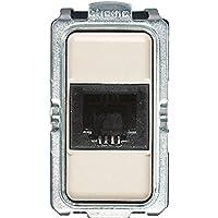 Bticino s5982F Serie Magic Conector telefónico a 2Pares