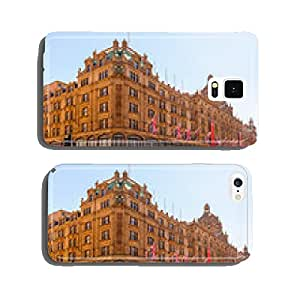 View of famous department store Harrods cell phone cover case Samsung S6
