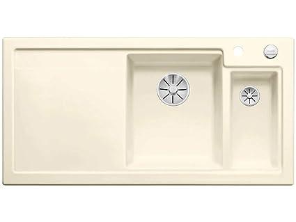 Lavelli Cucina Da Incasso In Ceramica.Blanco Axon Ii 6 S Magnolia Lavello Da Incasso In Ceramica