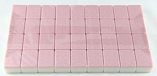 LI JING SHOP - Mahjong / Mahjong, grande tipo Mahjong a mano, si riuniscono scacchi da tavolo da intrattenimento, colore: rosa, dimensioni: 4.0 * 3.1 * 2.1CM, 4.2 * 3.2 * 2.2CM, 4.4 * 3.3 * 2.3CM ( dimensioni : 4.2*3.2*2.2CM )
