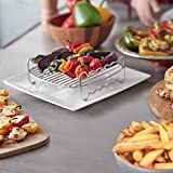 Philips Party Kit HD9950/00 Grill and Basket