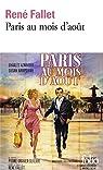 Paris au mois d'août par Fallet