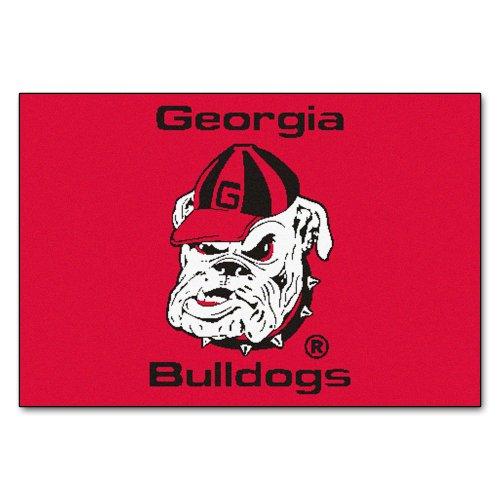 Georgia Bulldogs Rug - 5