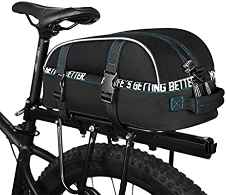 Waterproof Bike Bags Deportes Y Aire Libre,Bolso De La Bicicleta ...