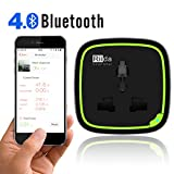 Riida Bluetooth Smart Plug Timer Switch Socket R01 Energy Saving with App for iPhone iOS 7.0 or ...