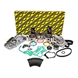 4g63t oil pump - Evergreen OK5005LM/2/2/2 89-92 Eagle Mitsubishi Plymouth Turbo 2.0 DOHC 4G63T 16V Master Overhaul Engine Rebuild Kit