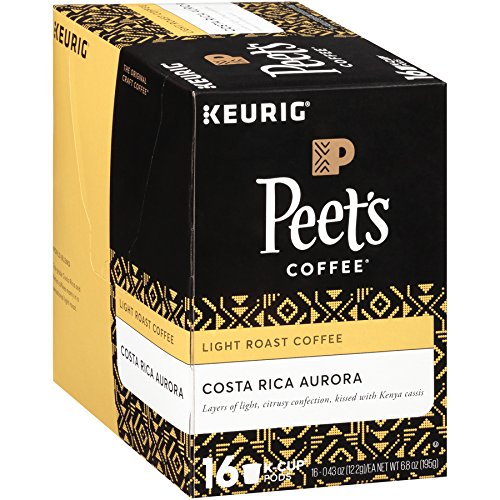 Peet's Coffee, Colombia Luminosa, Moderate amusing Roast, K-Cup Pack, 16 Count