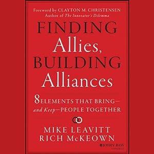Finding Allies, Building Alliances Audiobook
