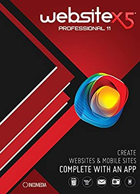 WebSite X5 Professional 11 [Download]