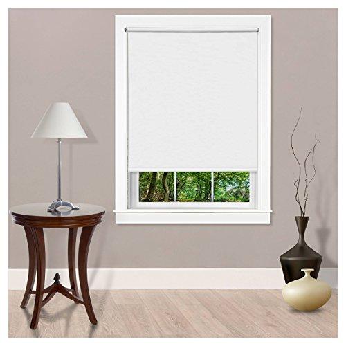 Achim Home Furnishings Cords Free Tear Down Light Filtering Window Shade, 55