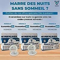 VEOMED® Clip Anti Ronquidos eficaz | Stop Ronquidos | Dejar de ...