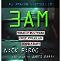 3 a.m.: Henry Bins, Book 1 Audiobook by Nick Pirog Narrated by James Barak