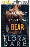 Badgering the Bear: A Paranormal Shifter Romance (Mate in a Minute Speed Mating Agency Book 1)