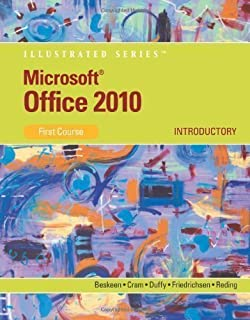 Microsoft office official academic course excel 2010.