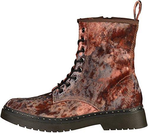 Tamaris Damen Stiefel Rosa/Flower, Schuhgröße:EUR 41