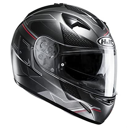 HJC 12037106 Casco de Moto Talla XS Cetus