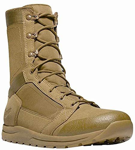 """Danner Men's Tachyon 8"""" Duty Boots, Mojave, 7 D US"""