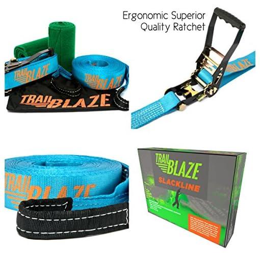 Trailblaze Slackline Kit