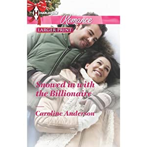 Snowed in with the Billionaire Audiobook