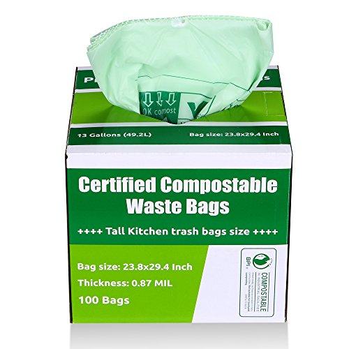 Compostable Primode Premium Certified Biodegradable