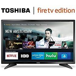 Toshiba 32LF221U19 32-inch 720p HD Smart LED TV - Fire TV Edition