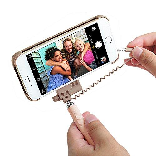 iphone accessories iphone 6 6s selfie stick case dolida iphone 6 6s case wit. Black Bedroom Furniture Sets. Home Design Ideas