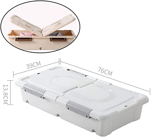 Caja de almacenamiento debajo de la cama KekeT1 Homewarecd Cajas ...