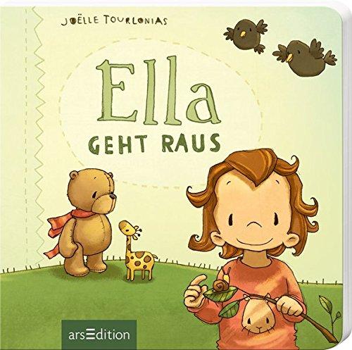 Ella geht raus (Alltagsbüchlein_Tourlonias)