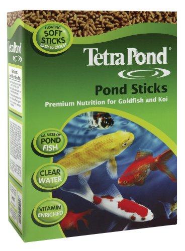 Tetra Pond 16484 3.70 Lb Pond Sticks by Tetra Pond