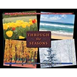 Through the Seasons: An Activity Book for Memory-Challenged Adults and Caregivers (A 36-Hour Day Book)