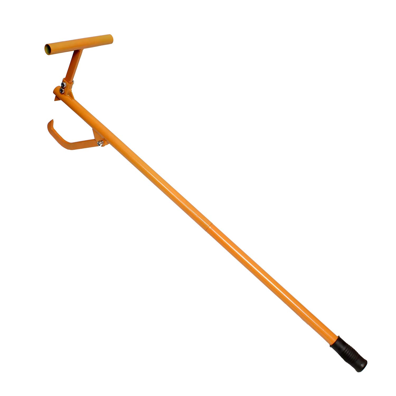 """Felled Steel Timberjack – 48"""" Inch Timber Jack Tool, Cant Hook Log Roller Tool with Log Hook for Felling and Logging"""