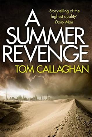 book cover of A Summer Revenge