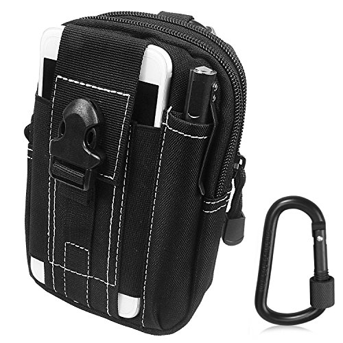 Sahara-Sailor-Tactical-Pouch-Molle-Utility-Gadget-Waist-Pack-W-Locking-Carabiner-for-Hiking-Camping-Cycling