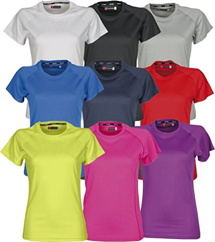 Damen Funktionsshirt / Laufshirt / Sportshirt violett, Gr. S