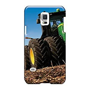 WayneSnook Samsung Galaxy S5 Mini Best Hard Cell-phone Cases Support Personal Customs Beautiful John Deere 9560r Pictures [CyM2869womK]
