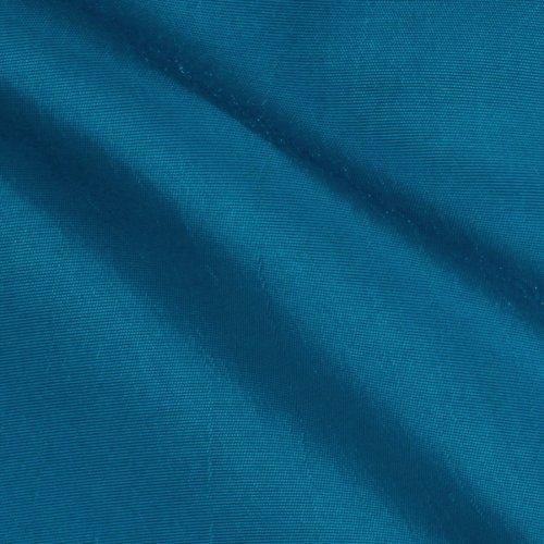 Two Tone Taffeta Dark Teal Fabric By The (Teal Taffeta)