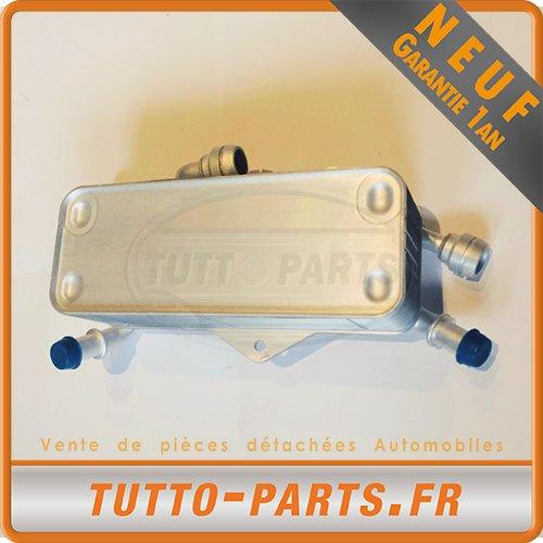 Radiador de aceite AUDI A6 A8 S8: Amazon.es: Coche y moto
