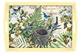 Michel Design Works Into The Woods Wooden Decoupage Tray, 20'' x 13.75''