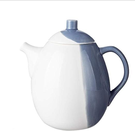 FENPING-teapot Tetera, cafetera, Juego de té de cerámica, Filtro ...