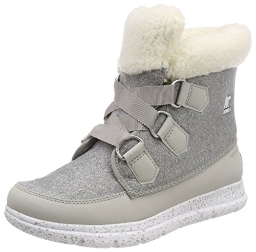 Hi White Dove Sorel Women's top Explorer Trainers Carnival qnatA7