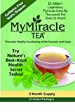 Dr. Miller's Holy Tea | My Miracle Tea Constipation Relief and Detox (3 Month Tea - Save $10 Discount)