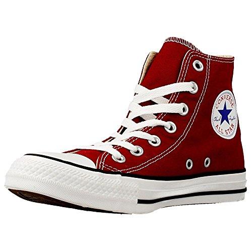 Converse - Chuck Taylor - 149512C - Color: Rojo burdeos - Size: 38.0