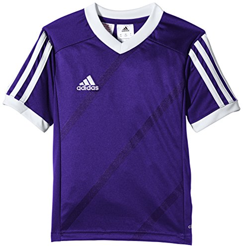Courtes Manches 14 Tabela Violet Collegiate Adidas Homme white Maillot Purple wqC4gIv