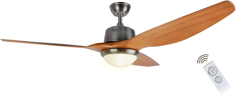 Orbegozo 17231 Ventilador de techo con luz LED, 160 cm de diámetro ...